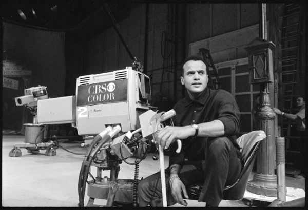 THE STROLLIN' 20s (or 'The Strollin' Twenties') featuring Harry Belafonte. November 30, 1965. Copyright CBS Worldwide Inc. All Rights Reserved. Credit: CBS Photo Archive.