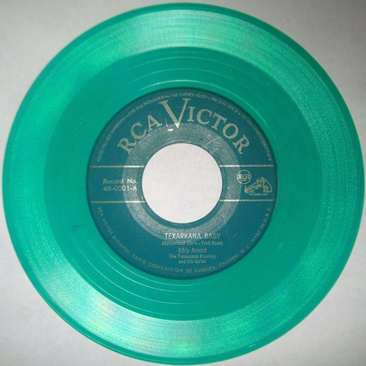 January 1949 Rca Introduces 45 Rpm Records Eyes Of A