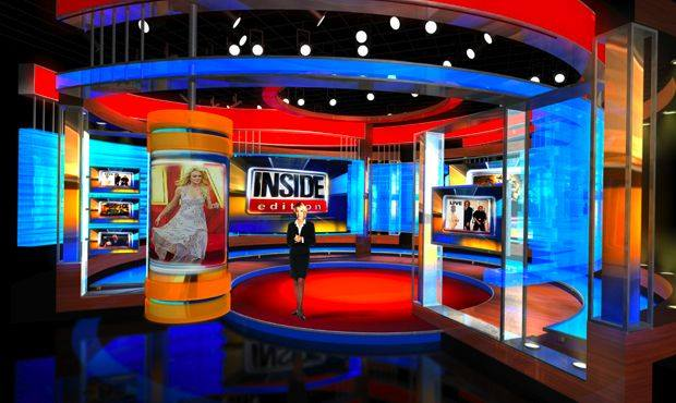 You Mean There S No Set Inside Inside Edition Eyes Of A Generation Television S Living History