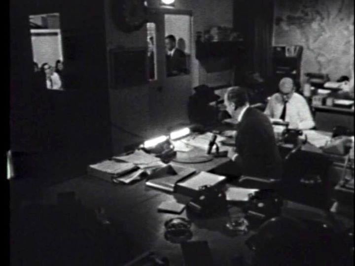 Walter Cronkite 1962
