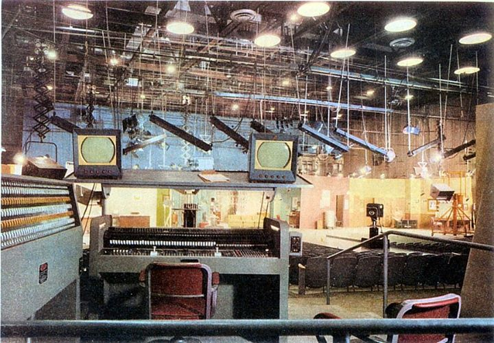 A Rare Color Photo of CBS Television City Studio 33 Eyes  : A Rare Color Photo of CBS Television City Studio 33 Perhaps the most famous of from eyesofageneration.com size 720 x 499 jpeg 101kB