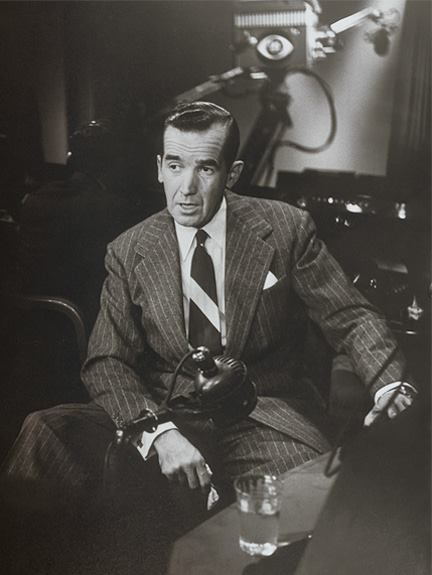 "edward r murrow the father of broadcast journalism essay Edward r murrow and the birth of broadcast journalism book report on edward's ""edward r murrow and the birth of broadcast journalism"" the turning point of the field of broadcast journalism was attributed to no one but edward r murrow who, ironically, has no background of the profession but whose innovations opened doors and paved the."