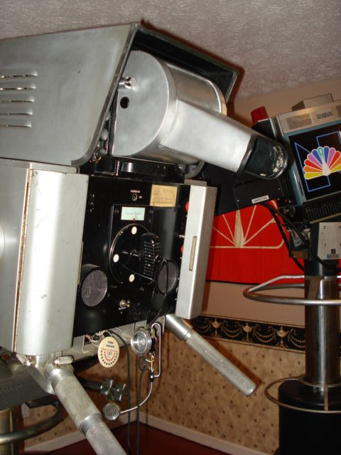 Rca Tk41c Eyes Of A Generation Television S Living History