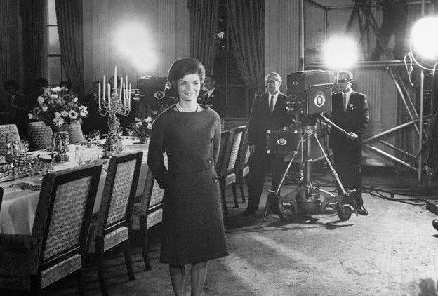 Jackie Kennedy Whitehouse Tour